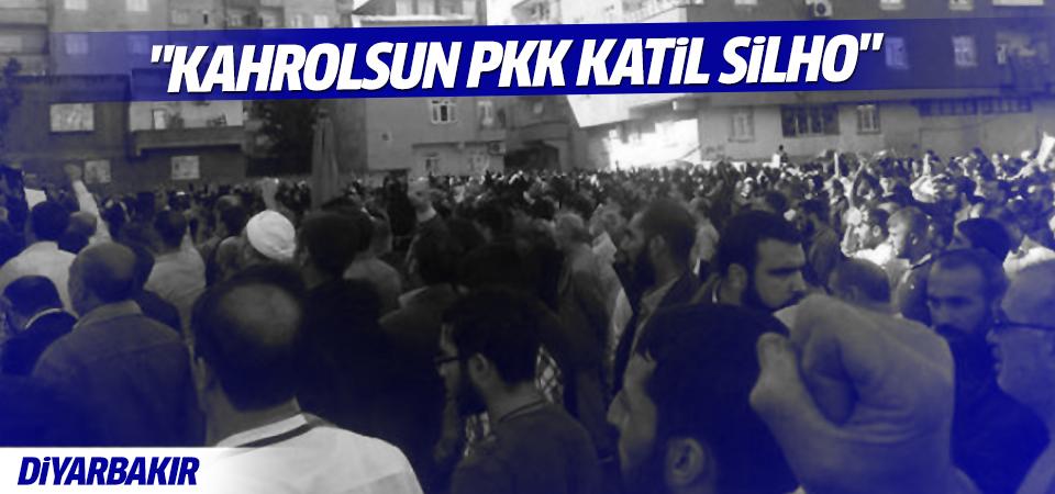 Diyarbakır sokakları inledi: Katil Silho
