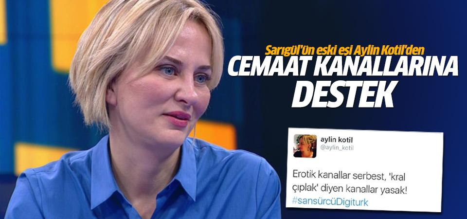 Aylin Kotil'den Digitürk'e tepki