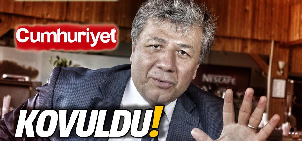 Balbay Cumhuriyet'ten kovuldu!