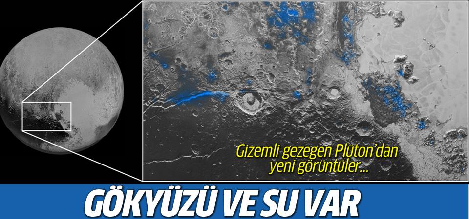 NASA Plüton'un yeni fotoğraflarını yayınlandı