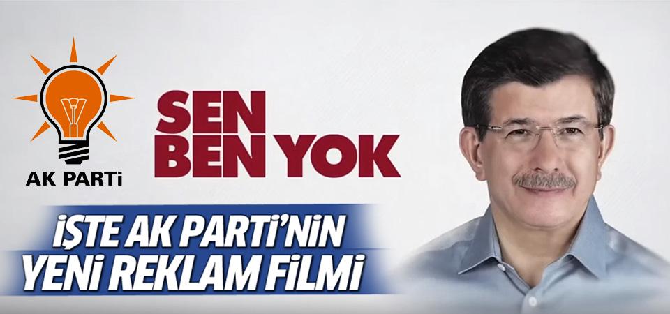 İşte AK Parti'nin yeni reklam filmi!