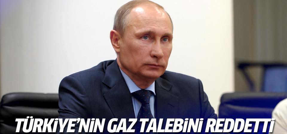Rusya'dan Türkiye'ye ret!