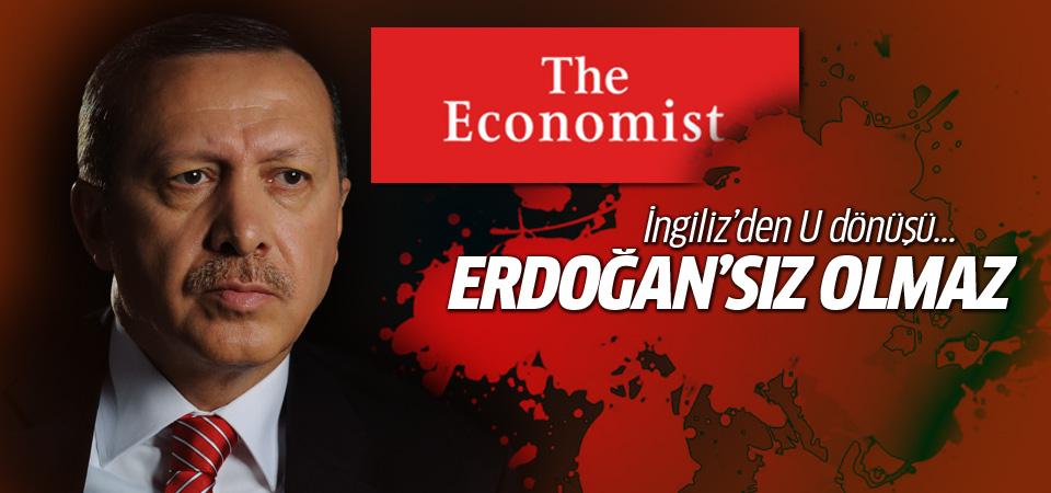 The Economist: Erdoğan vazgeçilmez ortak