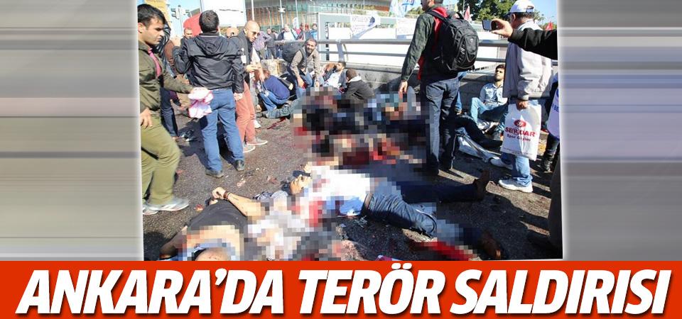 Ankara'da 2 ayrı terör saldırısı!