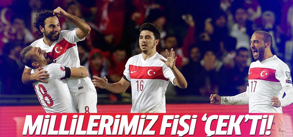 Çek Cumhuriyeti- Türkiye muhtemel 11'ler