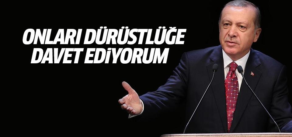 Erdoğan: Yatırımın olmadığı bir ülkede kalkınmayı konuşamayız
