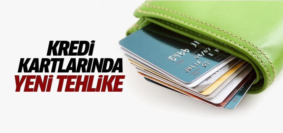 Kredi kartlarında borç sarmalı tehlikesi!