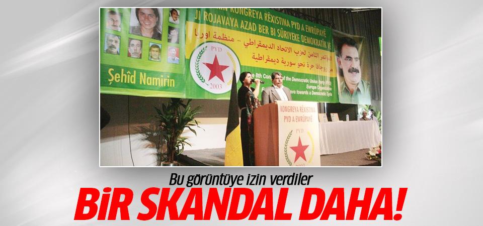 Bir skandal daha! Brüksel'de PYD kongresi