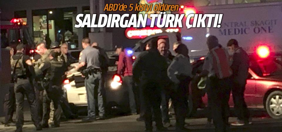 ABD'de katliam yapan saldırgan Türk çıktı! İşte fotoğrafları