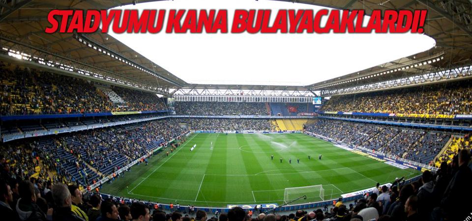 Şükrü Saraçoğlu Stadı'nda eylem hazırlığındaki 3 terörist yakalandı!
