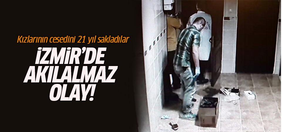 İzmir'de 21 yıllık aile içi şiddeti gün yüzüne çıktı