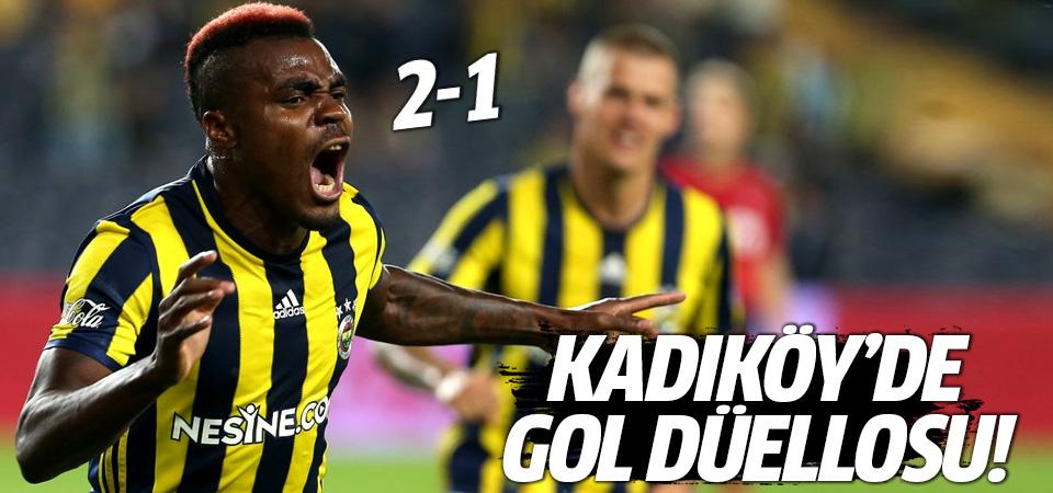 Kadıköy'de gol düellosu! 2-1