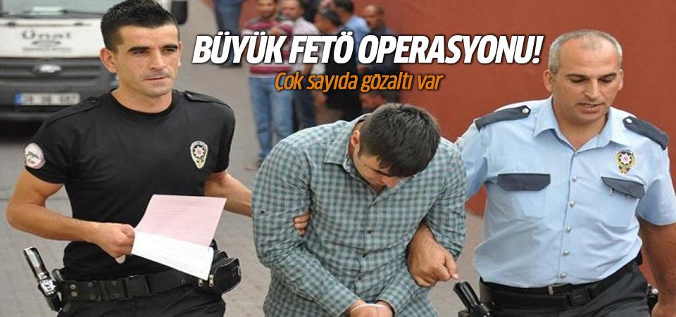 4 ilde adliye katiplerine operasyon: 76 gözaltı