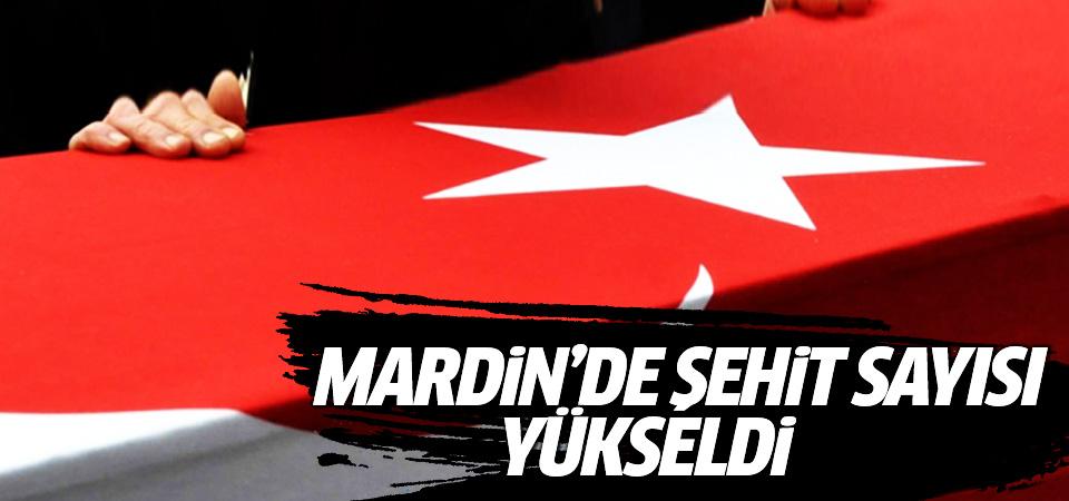 Mardin Derik'teki saldırıda şehit sayısı 4'e yükseldi