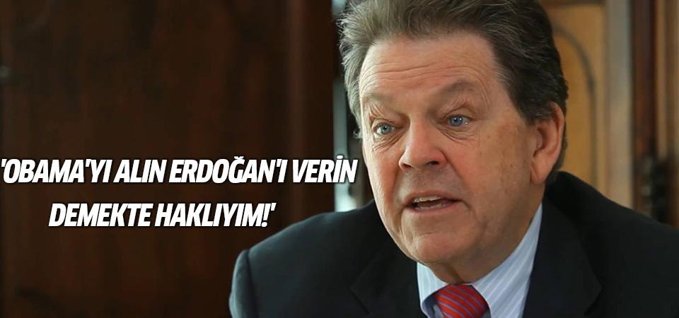 Arthur Laffer: Erdoğan'ı istemekte çok haklıyım