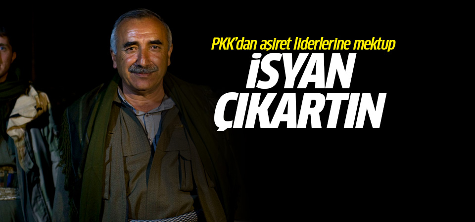 PKK'dan aşiret liderlerine mektup