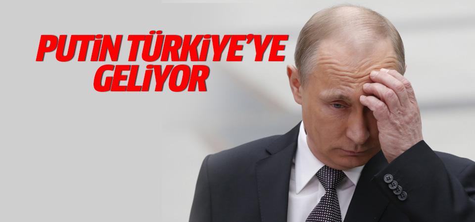 Putin 11 Ekim'de Türkiye'ye geliyor