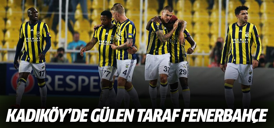 Fenerbahçe Avrupa Ligi'nde ikinci sınavdan geçti
