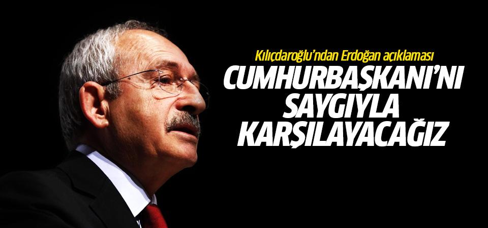 Kılıçdaroğlu'ndan Erdoğan açıklaması!