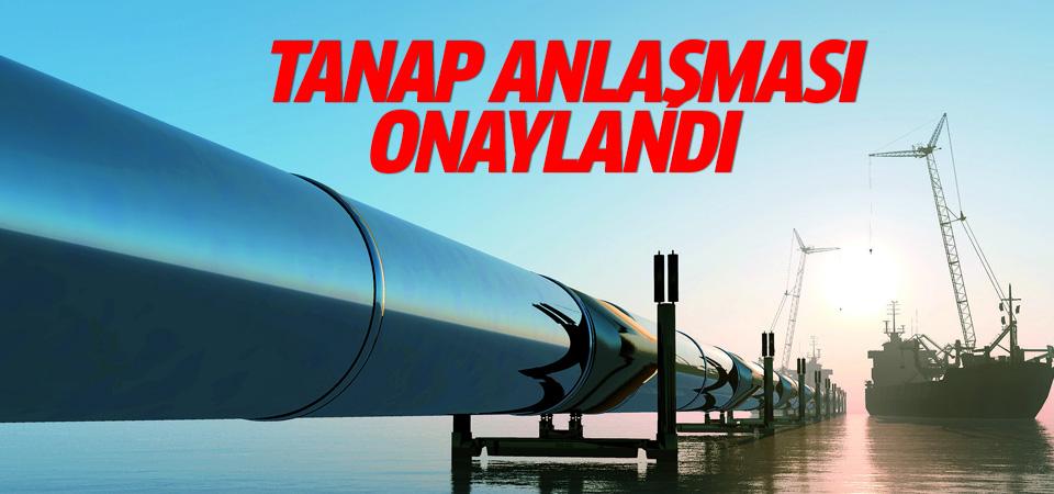 Azerbaycan Milli Meclisi TANAP anlaşmasını onayladı