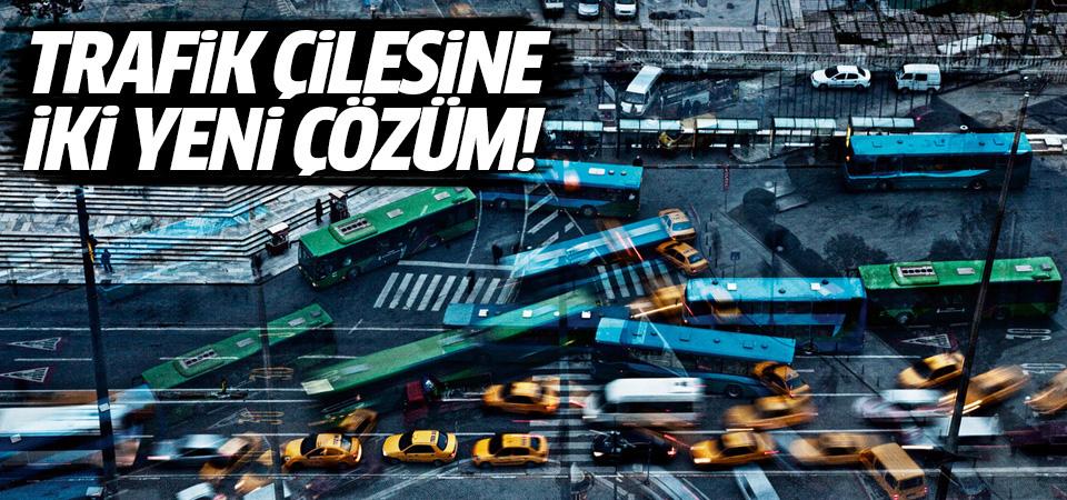 İstanbul trafiğine 'havaraylı' çözüm!