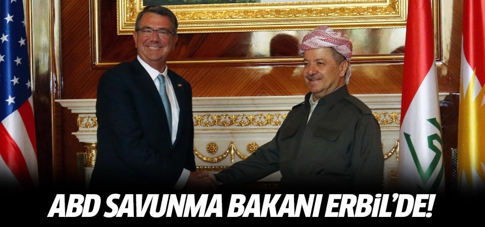 ABD Savunma Bakanı Erbil'de