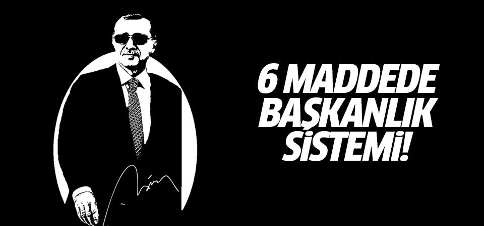 Türk tipi Başkanlık sistemi nedir?
