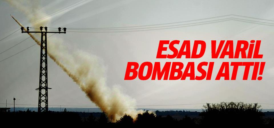 TSK: Esad rejimine ait helikopter varil bombası attı