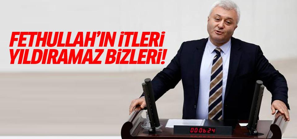 Tuncay Özkan: Fethullah'ın itleri, yıldıramaz bizleri!