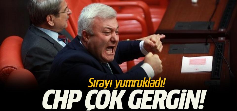 Meclis'te CHP'li Tuncay Özkan'ın isyanı