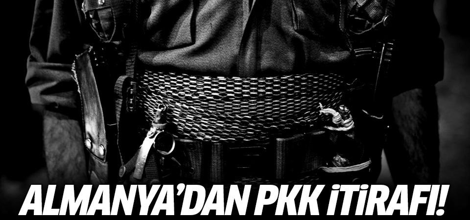 Almanya istihbaratından PKK itirafı!