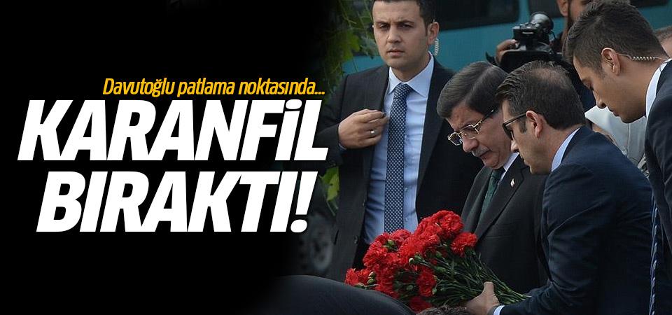 Davutoğlu patlama noktasında