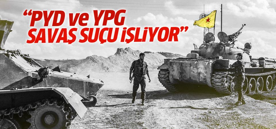 Uluslararası Af Örgütü: PYD ve YPG savaş suçu işliyor