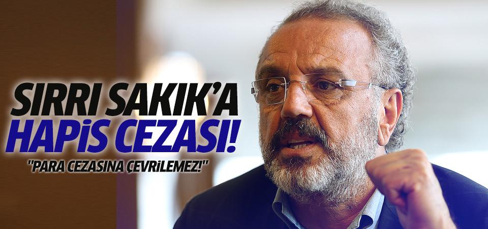 HDP'li Başkana Atatürk'e hakaretten hapis cezası
