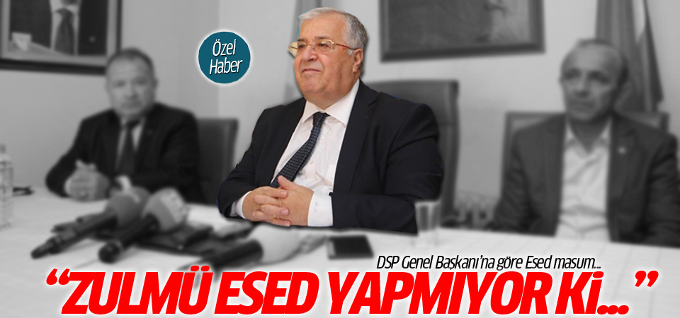Masum Türker'den skandal Esed açıklaması!