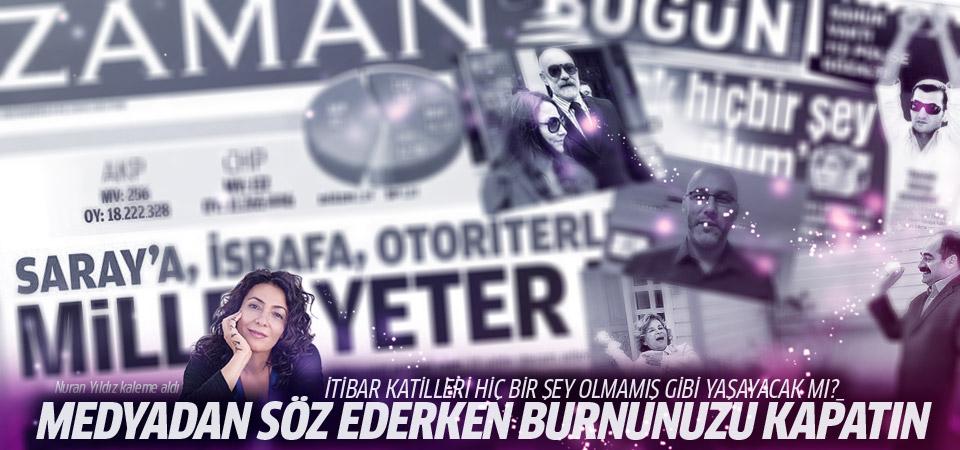 Nuran Yıldız'dan Türkiye medyasına ayna