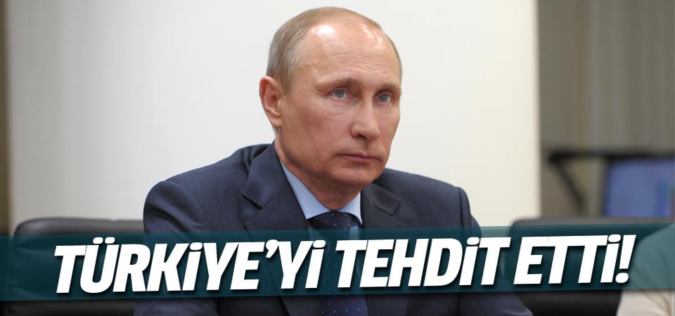 Putin'den açıklama geldi!