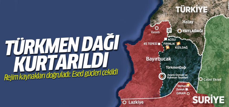 Kızıldağ Tepesi tekrar Türkmenlerin elinde!