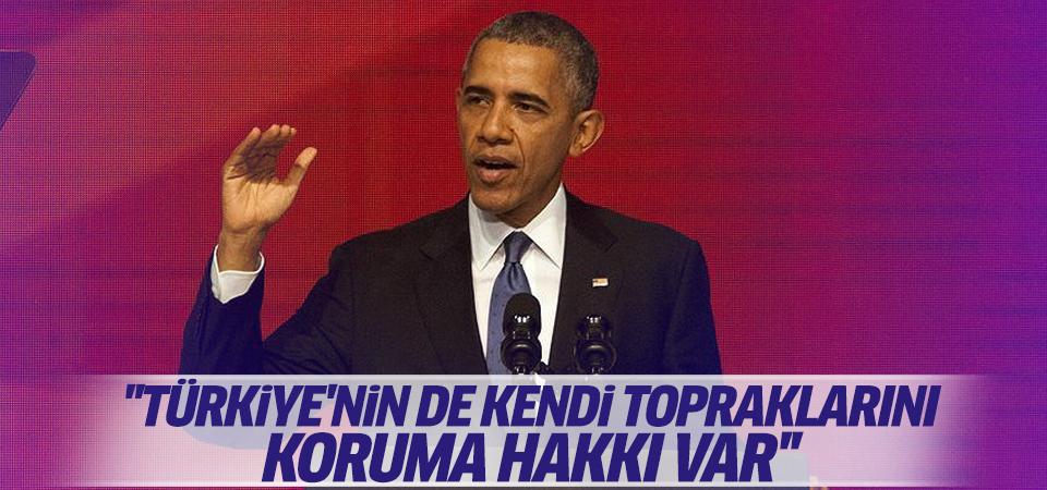 Obama'dan önemli açıklamalar
