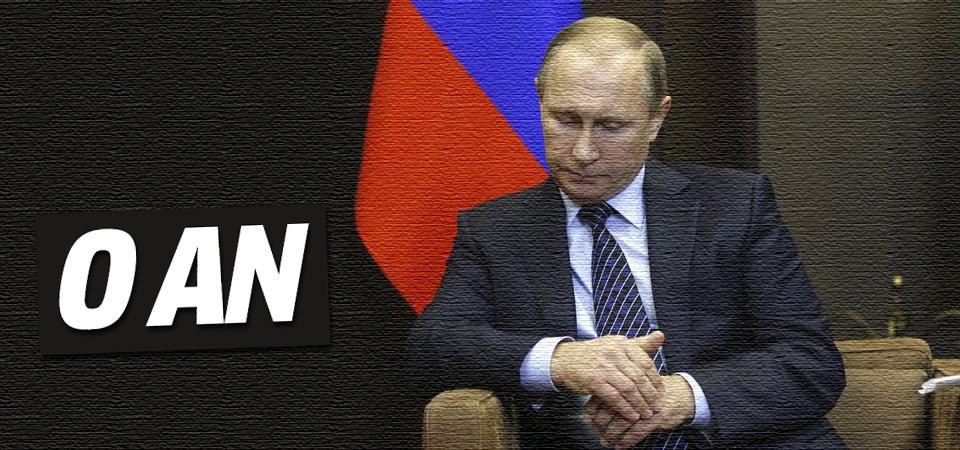 Putin'in uçak haberini alması sonrası verdiği ilk poz...