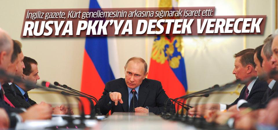 Financial Times: Rusya Kürtlere desteğini arttırabilir