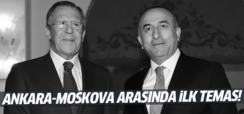 Ankara-Moskova arasında ilk temas kuruluyor