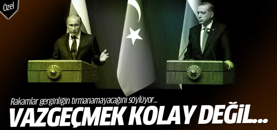 Rusya ve Türkiye birbirinden vazgeçebilir mi?