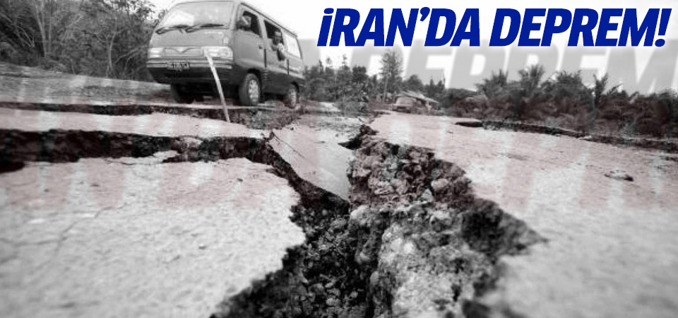 İran'da deprem paniği!
