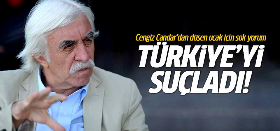 Cengiz Çandar Rus uçağı konusunda 'Türkiye suçlu' diyor