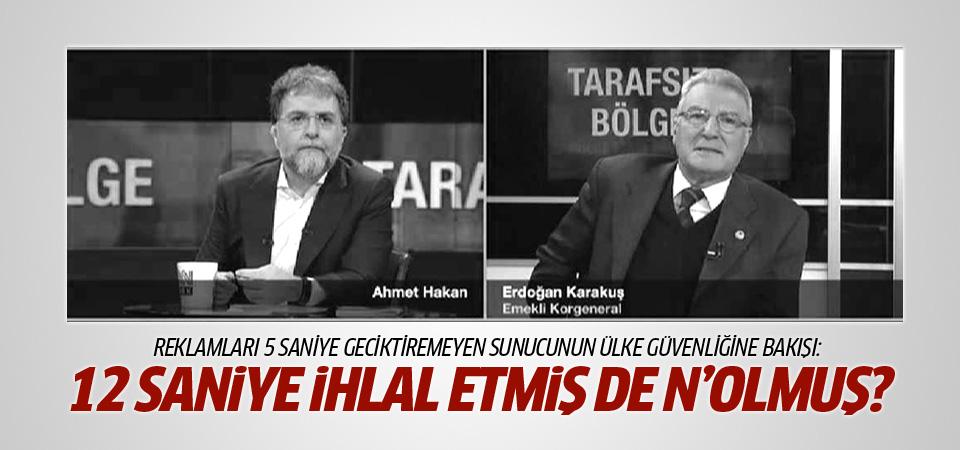 Ahmet Hakan'a Rus uçağı yanıtı