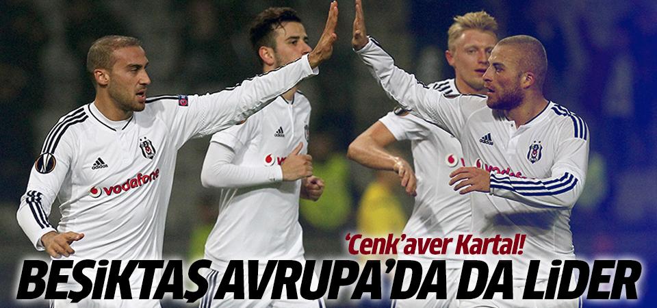 Beşiktaş - Skenderbeu maç sonucu