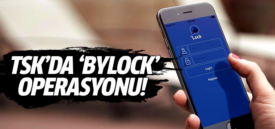 TSK'da 'ByLock' operasyonu; 180 personel hakkında gözaltı kararı