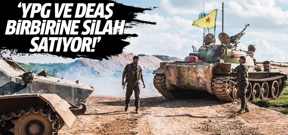 Çavuşoğlu uyardı: YPG ve DEAŞ birbirine silah satıyor!