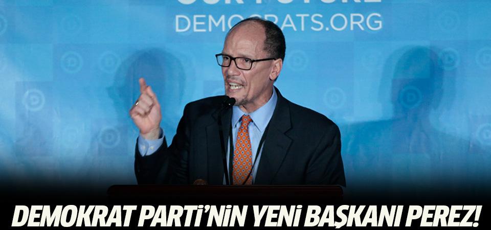ABD'de Demokrat Parti'nin yeni lideri Tom Perez oldu
